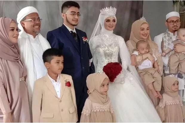 Buntut Pernikahan Putri Habib Rizieq, Kepala KUA Tanah Abang Dicopot