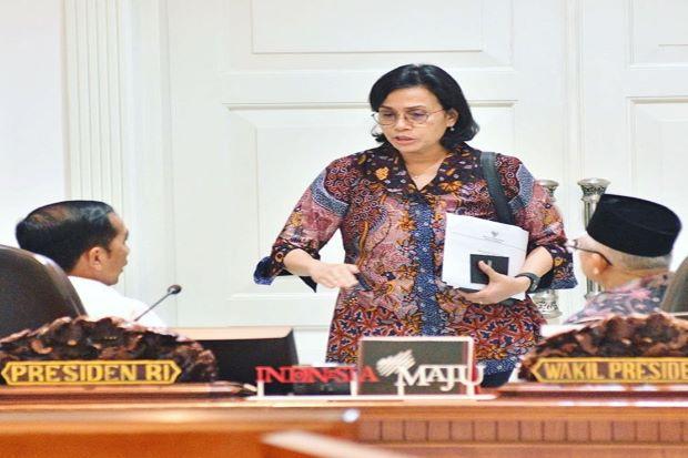 Sri Mulyani Singgung Ledakan Kasus Covid di Jakarta, Nyindir Anies?