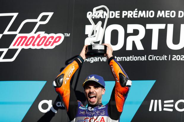 Oliveira Rajai GP Portugal 2020, KTM Rayakan Sukses Seri Penutup