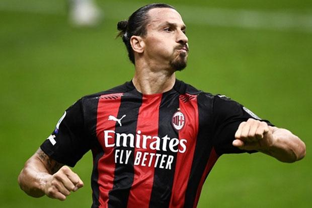 Gattuso Puji Penampilan Ibrahimovic usai Napoli Dikalahkan Milan