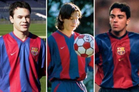 25 Seniman Bola Barcelona Terhebat Jebolan Akademi La Masia