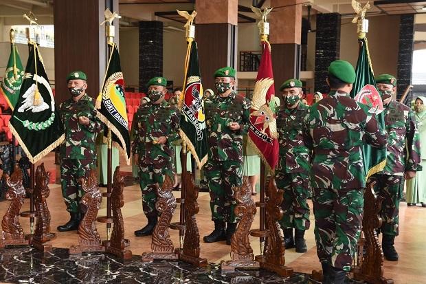 Jenderal Andika Perkasa Rotasi Sejumlah Pimpinan Jabatan Penting di TNI AD