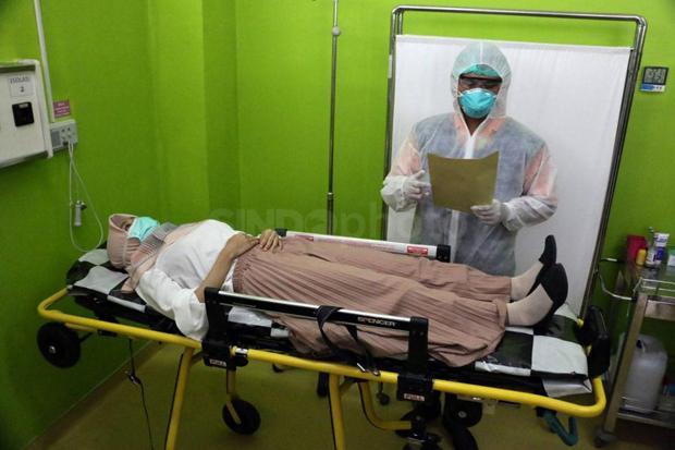 Bertambahnya Pasien Covid-19 Seusai Libur Panjang Berdampak pada Keterisian Tempat Tidur di RS