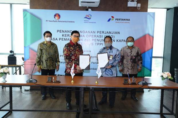PTK Grup-TPPI Sinergi Tingkatkan Operational Excellence