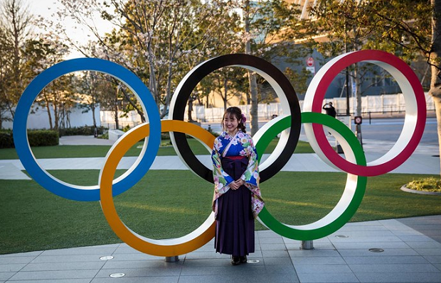 Tokyo 2020 Jadi Role Model Olimpiade Pasca Covid-19
