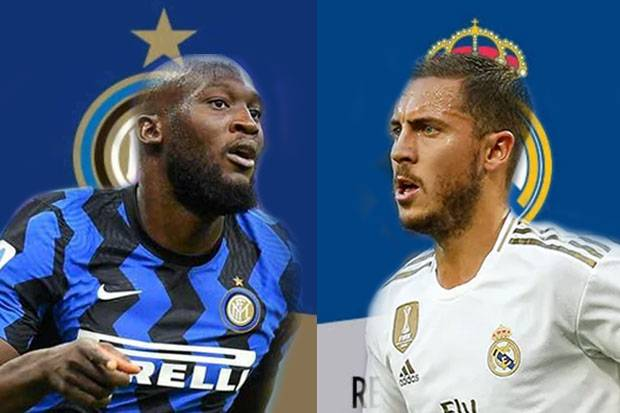 Preview Inter Milan vs Real Madrid: Resep Conte Hindari Bahaya