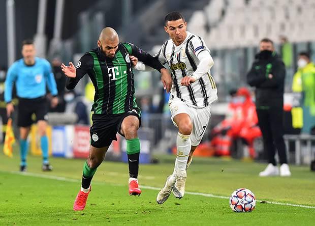 Duet Ronaldo-Morata Bawa Juventus Lolos ke Babak 16 Besar