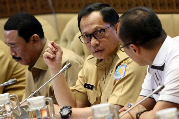 Jelang Pilkada, Mendagri Tito Karnavian Ingatkan Disdukcapil Jangan Persulit Penerbitan E-KTP
