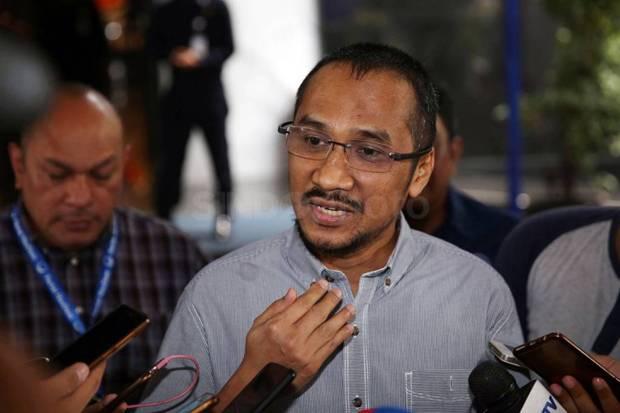 Menteri Edhy Prabowo Ditangkap, Abraham Samad Cuit Tagar Ini