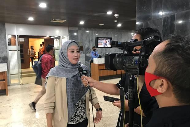 Politikus PDIP Doakan Iis Edhy Prabowo