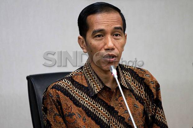 Demi Geber Ekonomi di Awal Tahun Depan, Jokowi Minta Segera Lakukan Lelang