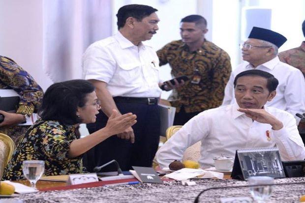 Sri Mulyani Urai Masalah Klasik Lambatnya Belanja Negara yang Sering Bikin Mumet Jokowi