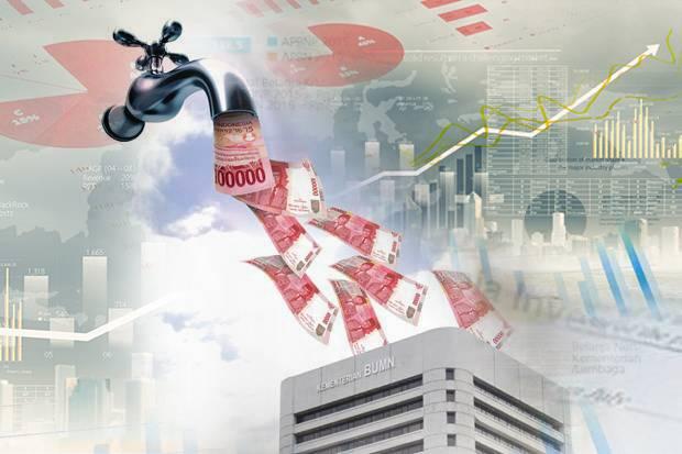 Berharap Kredit Ngucur Deras ke Sektor Riil