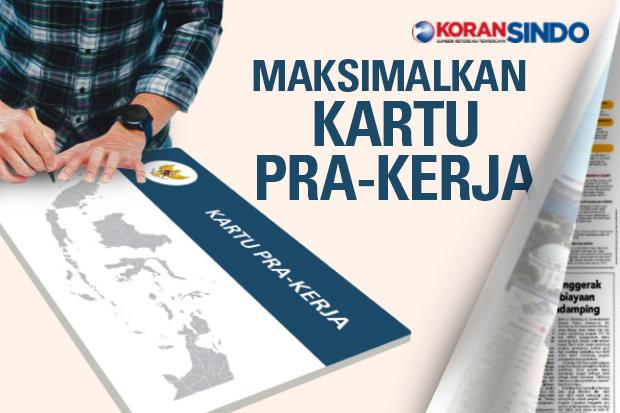Waduh Biyung 2 1 Juta Korban Phk Gagal Daftar Kartu Prakerja
