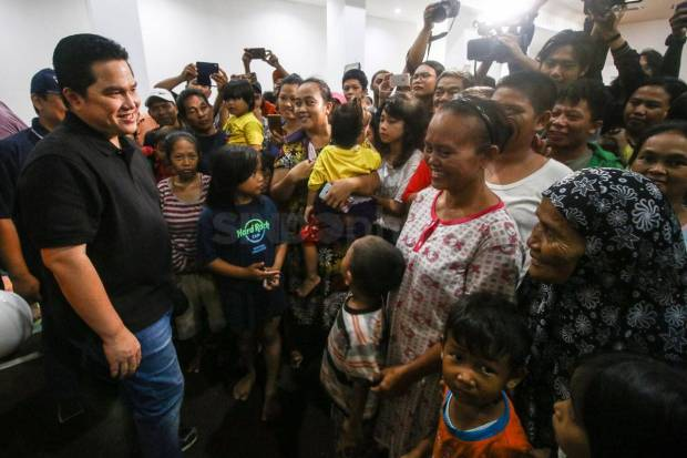 Soal RI Bikin SWF, Erick Emoh Dianggap Jiplak Malaysia