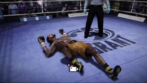 Mike Tyson Robohkan Deontay Wilder KO Ronde 6!