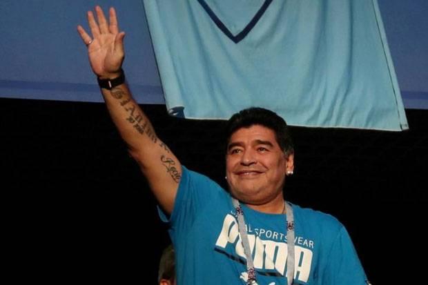 Dari Lineker, Ardilles, hingga Mascherano, Ini Reaksi Dunia atas Kematian Maradona