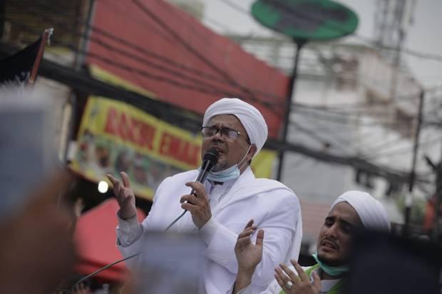 Survei: Habib Rizieq Urutan 4 Capres 2024, Bayangi Prabowo, Ganjar dan Ridwan Kamil