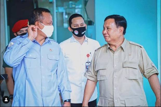 Kasus Menteri Edhy dan Peluang Prabowo di Pilpres 2024