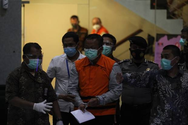Ditangkap KPK, Edhy Prabowo Minta Maaf kepada Jokowi, Prabowo Subianto hingga sang Ibunda
