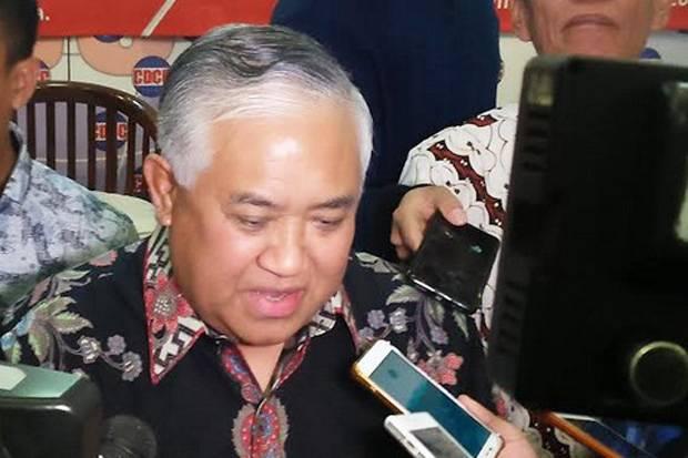 Soal Calon Ketum dan Wantim MUI, Din Syamsuddin Sebut NU dan Muhammadiyah