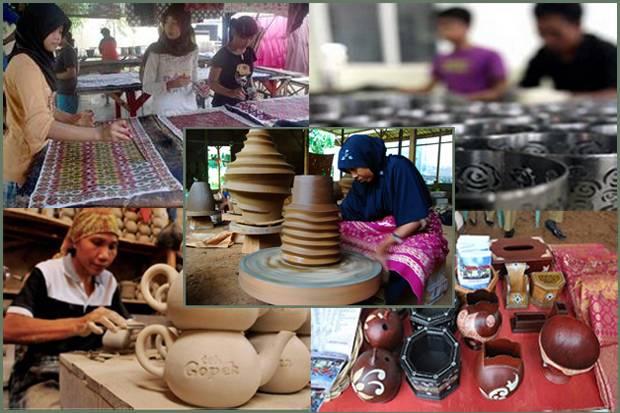 Partisipasi UMKM ke Rantai Pasok Global Jadi PR Indonesia