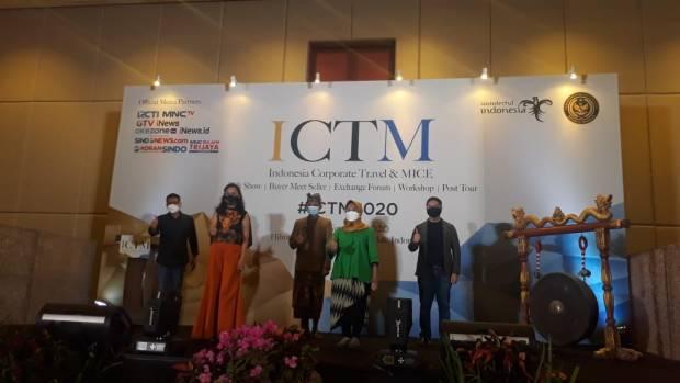 Gelaran ICTM Dorong Pemulihan Pariwisata di Bali