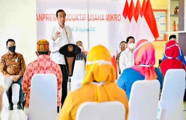 Pemilik Warung Kelontong di Bandung Rasakan Manfaat Banpres Produktif