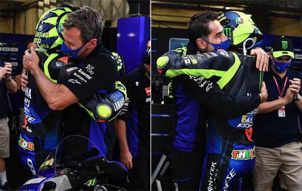 Tak Ada yang Abadi di Dunia, Termasuk Valentino Rossi