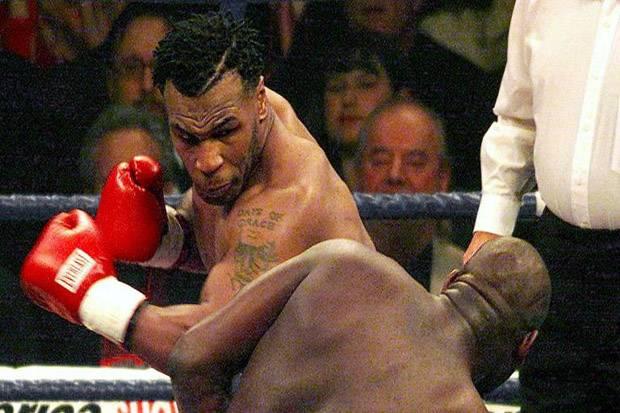 Seperti Ditabrak Piano Rasanya Kepala Dihantam Pukulan Mike Tyson