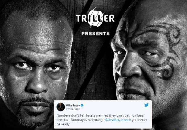 Tyson vs Jones Pecah Rekor Penjualan PPV: Angka Tidak Berbohong!