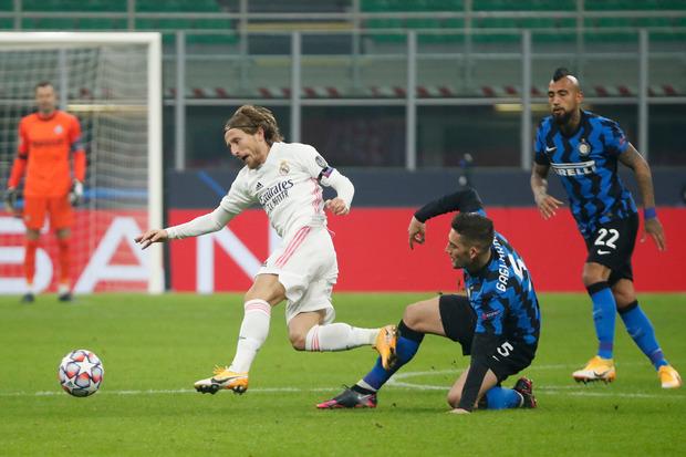 Modric Tegaskan Real Madrid Pantas Kalahkan Inter Milan