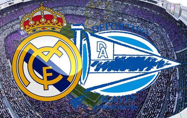 Real Madrid vs Deportivo Alaves: Banyak Pilar El Real Absen