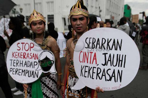 Berharap Pengesahan RUU Penghapusan Kekerasan Seksual