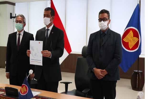 Indonesia Ajak ASEAN Kerja Sama Tanggulangi Pandemi COVID-19