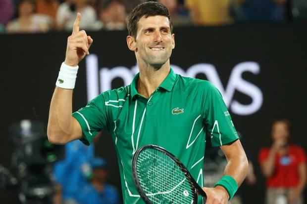 Djokovic Ingin Ulang Sukses
