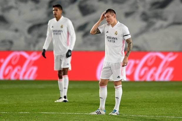 Real Madrid Ditekuk Alaves di Kandang