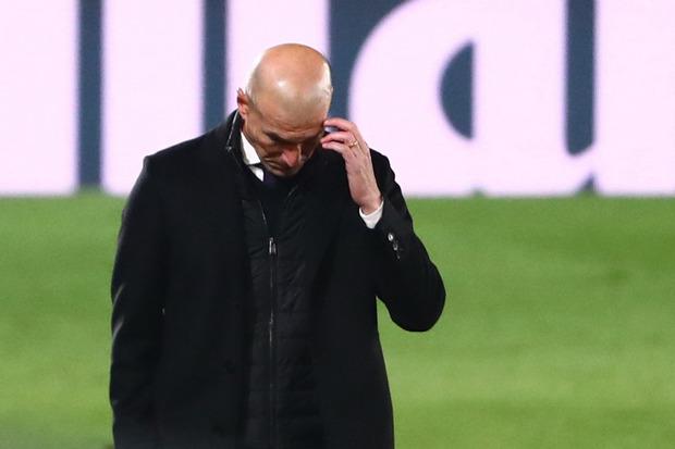 Zidane Siap Tanggung Jawab Setelah Madrid Dihabisi Alaves