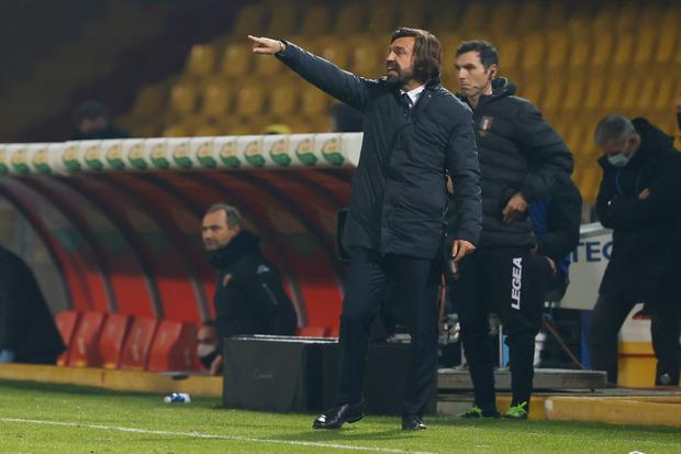 Hanya Raih Satu Poin, Pirlo Akui Juventus Tidak Bisa Baca Kesempatan