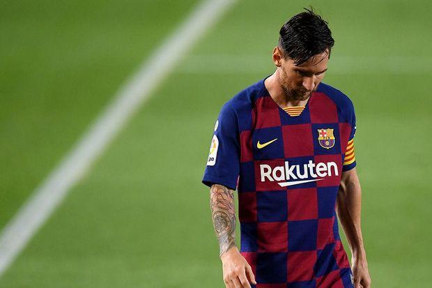 Pique Optimis Lionel Messi Akan Terus Membela Barcelona
