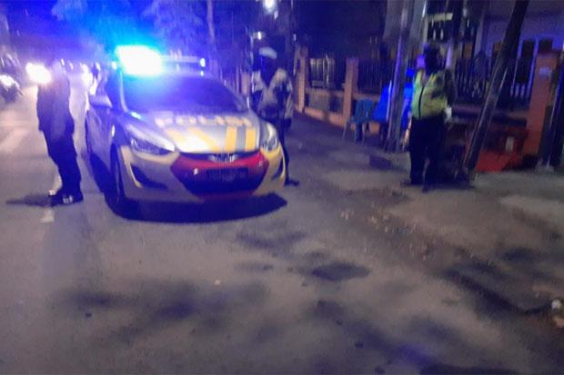 Jaga Situasi Tetap Aman Jelang Pilkada, Polrestabes Makassar Gencar Patroli