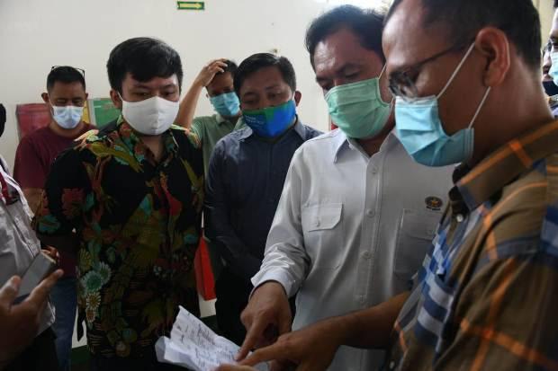 Kunker ke PT. ASDP Sorong, Kepala BPH Migas Dorong Penggunaan LNG untuk Kapal