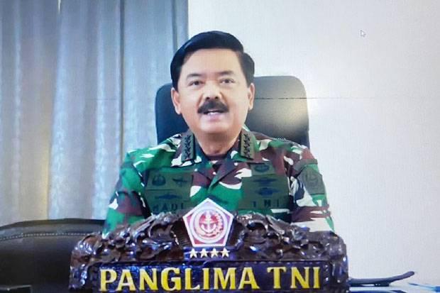 Panglima TNI Terjunkan Pasukan Khusus Satgas Buru Kelompok MIT