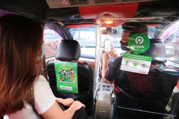 Tarif Batas Bawah dan Atas Angkutan Sewa Transportasi Daring Resmi Berlaku