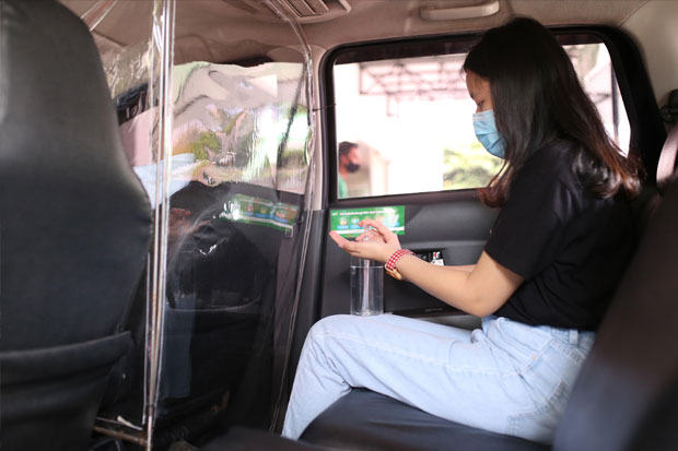 Dengan GrabProtect, Tak Perlu Khawatir Naik Transportasi Online
