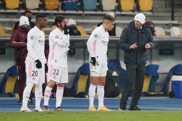 Dipermalukan Shakhtar, Real Madrid Bikin Catatan Buruk di Liga Champions