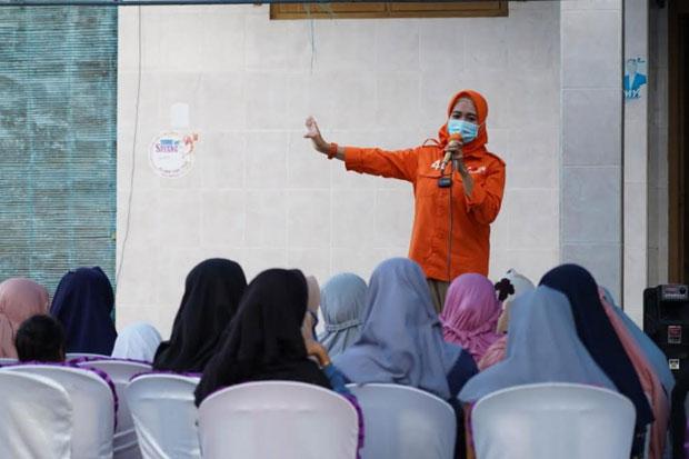 Anir-Lutfi Siap Naikkan Insentif Petugas Kebersihan di Pangkep