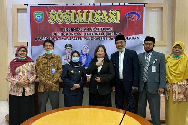 Syamsuddin Minta Seluruh Temuan BPK Diselesaikan Sebelum Jabatannya Berakhir