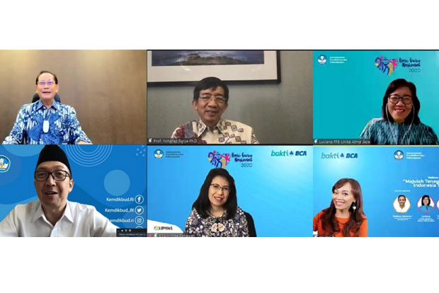 Dukung Pendidikan, BCA Dorong Belajar Mengajar Virtual Kreatif
