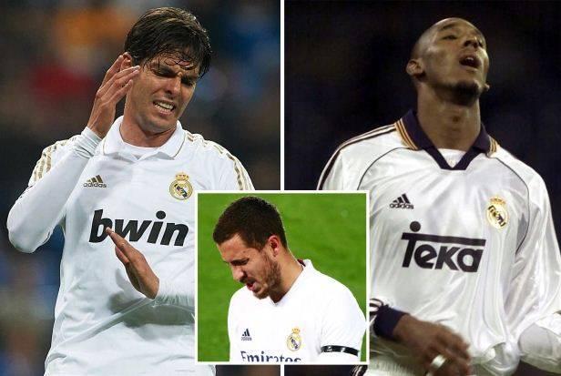 Bintang Jatuh! Ini 7 Galacticos Real Madrid yang Gagal Bersinar